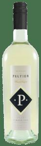 Bottle of Peltier Vermentino 2018