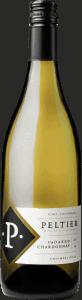 bottle of diamond chardonnay