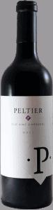 bottle of old vine zinfandel