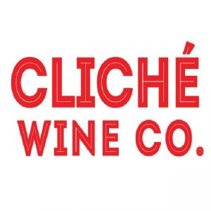 cliche wine co in red
