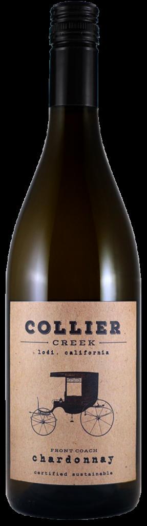 Collier Creek Chardonnay Bottle Shot