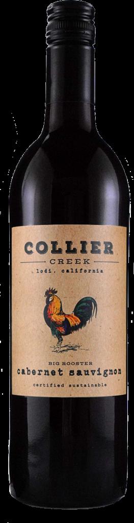 Collier Creek Cabernet Bottle Shots