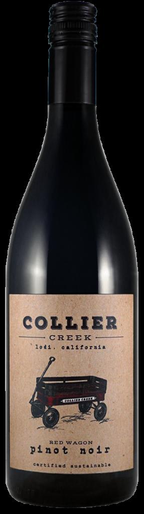 Collier Pinot Noir Bottle Shot